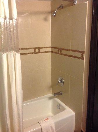 San Mateo, CA: Shower
