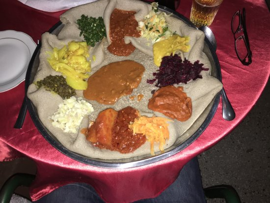 Ben Abeba: Injera and biyeynot