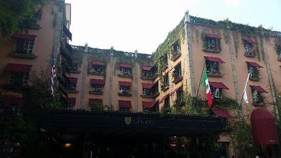 Hotel Geneve Ciudad de Mexico: 20160614_095814_large.jpg