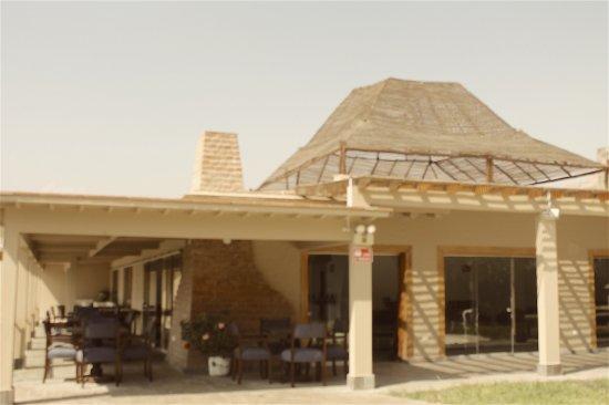 Hotel Caral Empedrada Lodge Perú