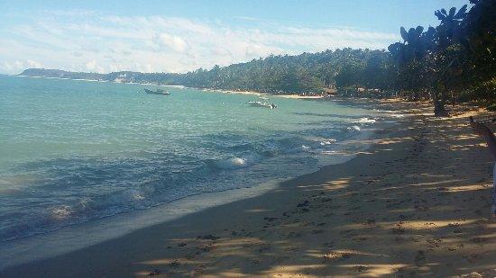 Trancoso, BA : Merece o título de 3 praia mais linda do Brasil.