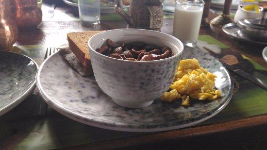 Pai Vista: Breakfast