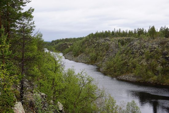 The Pahtajarvi Trail