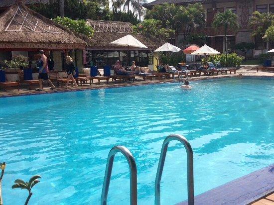 Club Bali Family Suites at Legian Beach Aufnahme