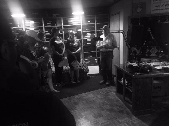 Appalshop: The radio room
