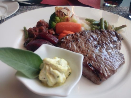 Mittagshit im Zurzacherhof – für mich jeweils ohne Stärkebeilage
