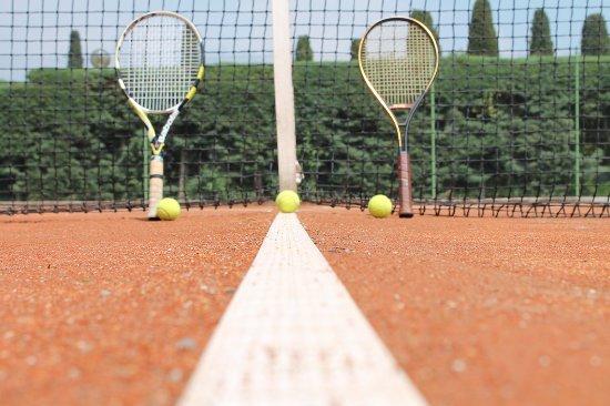 Parc Hotel Casa Mia: Tennis