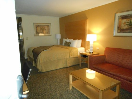 Best Western PLUS Dixon Davis: Room