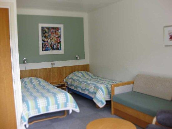 Purhus Kro: Room