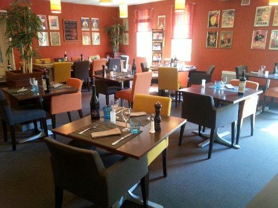 BEST WESTERN The Hotel Versailles: Le Restaurant