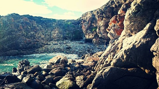 De Kelders, Südafrika: Caves 15 minutes away from the House