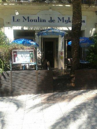 Le moulin de mykonos hyeres restaurant reviews phone number photos tripadvisor - Restaurant le marais hyeres ...