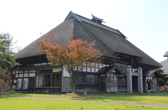 Tsugaru, ญี่ปุ่น: 旧増田家住宅母屋