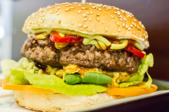 Fonzie the Burger's House Via Cicerone