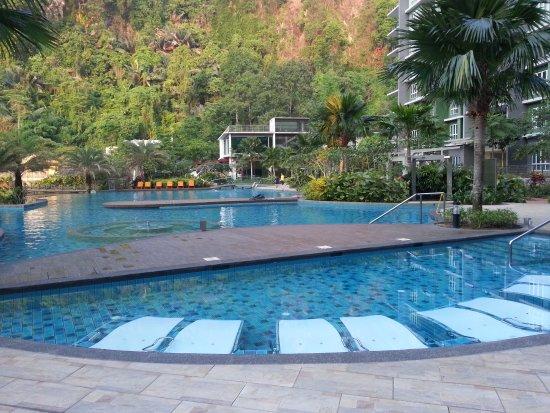 swimmingpool i haven