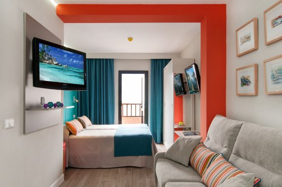 Hotel Apartamento Bajamar: balcon4
