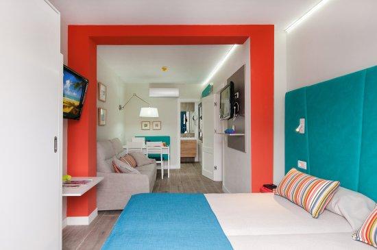 Hotel Apartamento Bajamar: balcon6