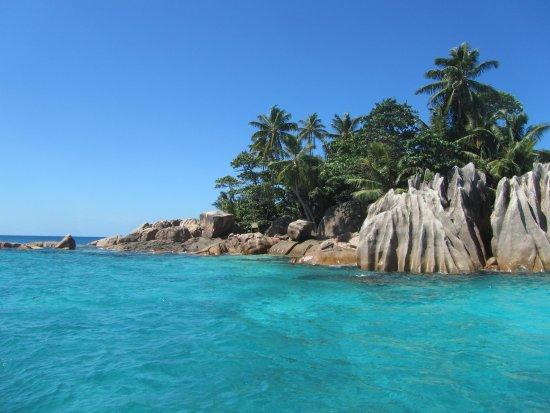 Praslin Island, Seychelles: St.Pierre
