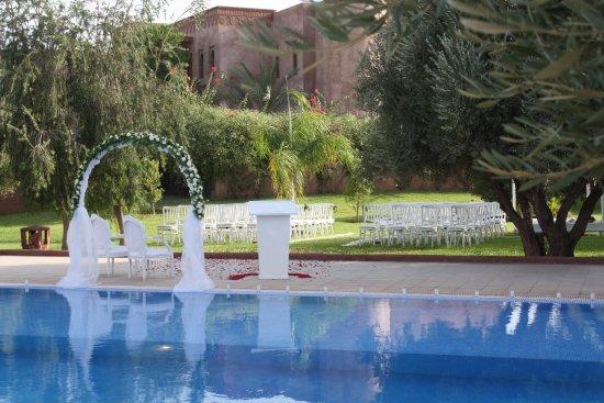 La Maison des Oliviers: mariage marrakech
