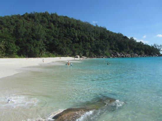 Praslin Island, Seychelles: Anse Georgette