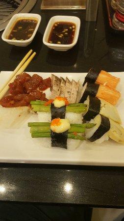 Sambo Kojin : The best part about this buffet restaurant.