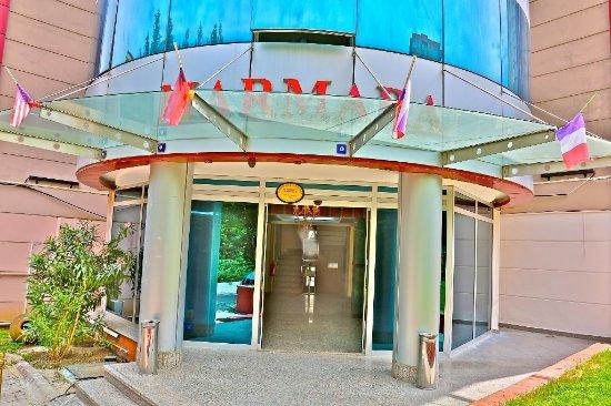 Beymarmara Suite Hotel : Ortak Alanlar