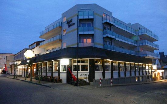 hotel friese bewertungen fotos norderney deutschland tripadvisor. Black Bedroom Furniture Sets. Home Design Ideas