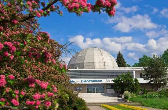 The Planetarium in Olsztyn