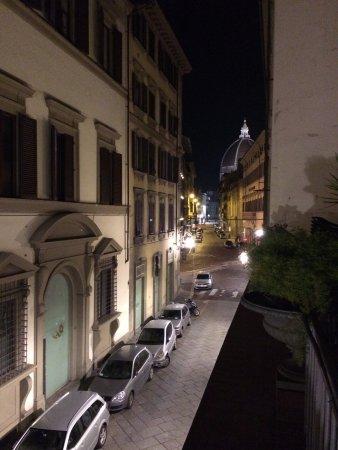 Hotel Balcony: Vista duomo dal terrazzo