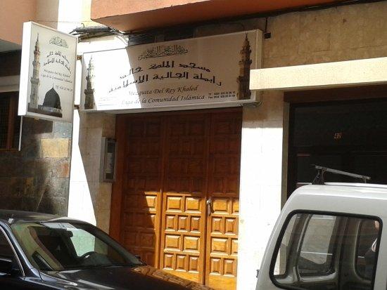 Mezquita De Las Palmas
