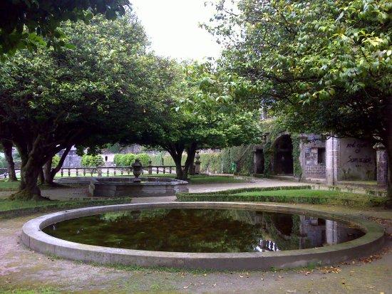 Jardins do Palacio de Vila Flor
