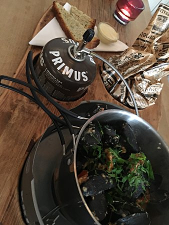 Nikkers: Moules Frites
