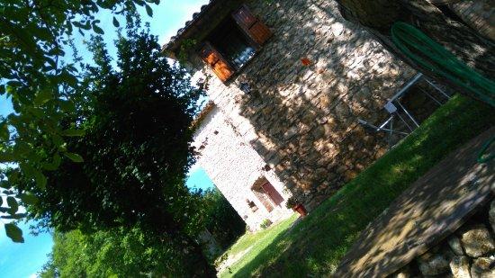 Massa Martana, Włochy: Piccolo borgo del Giglio semplicemente meraviglioso