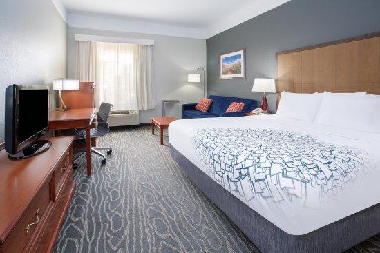 La Quinta Inn & Suites Gallup : Guest Room
