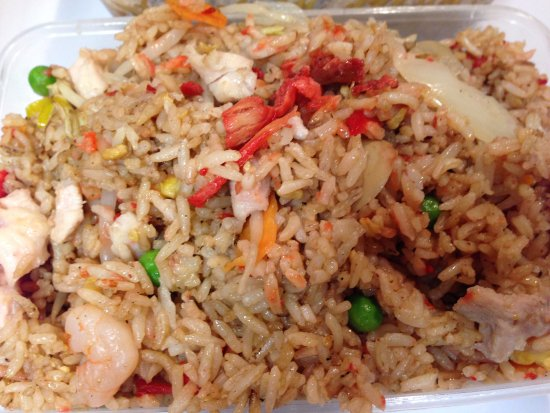 Happy Dragon Chinese Restaurant Special Fried Rice 9 00