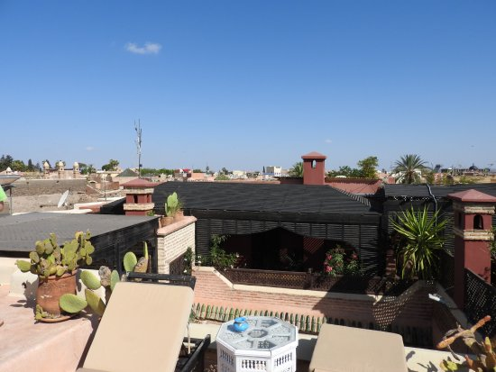 Riad Zolah: Rooftop