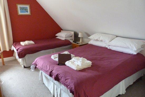 Culham, UK: family room