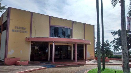 Renata Lycia dos S. Ludovico Municipal Theater