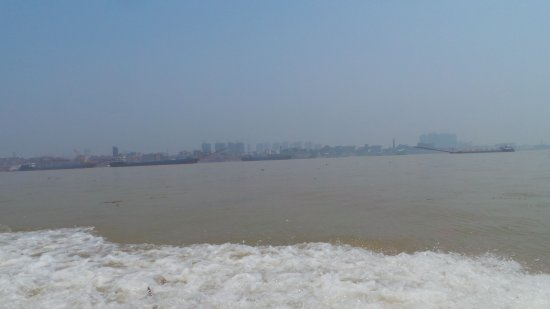 Dongting Lake (Dongtinghu) Bild