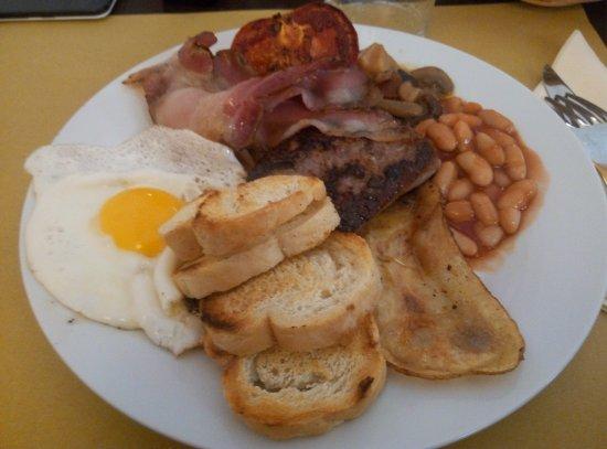 Il Ristoro della Pe': English Breakfast della Pe'