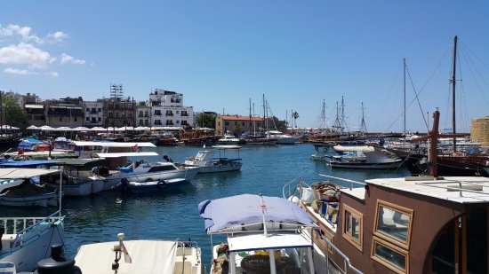 Port de Kyrenia : Liman