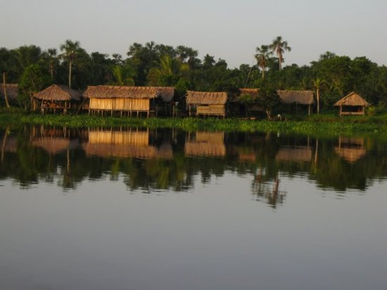 Isla Tigre, Venezuela : poblacion warao