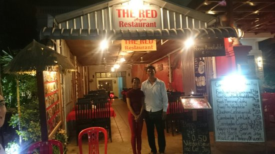 The Red Angkor