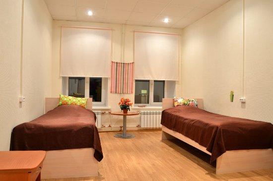 Koffer Residences Hostel: Двухместный номер эконом с раздельными кроватями