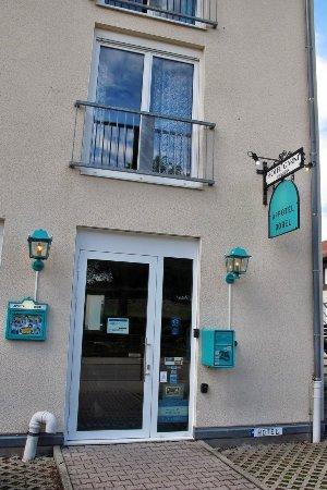 Dobel, Germany: Eingangsbereich