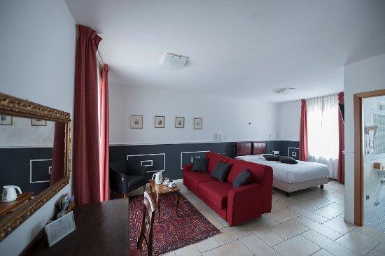 Hotel Villa Colico: Suite