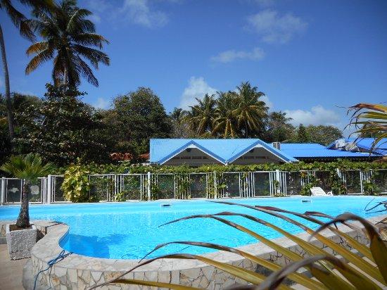 Le Rotabas, hôtels à Grande-Terre Island