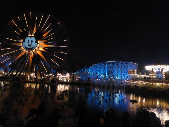 World of Color Picnics: World of Colors