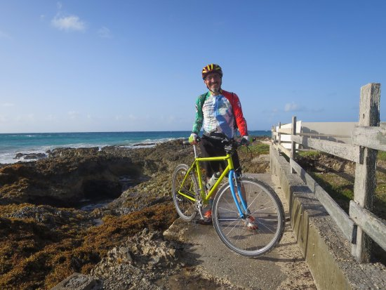 Silver Sands, Barbados: Trailseeker Coastal Trail MTB Tour