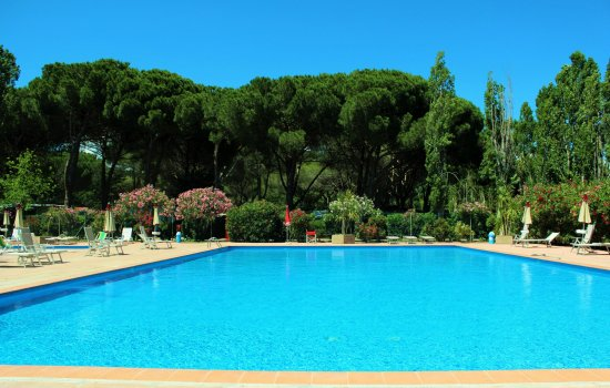 Costa d'Argento Village Club: Piscina grande